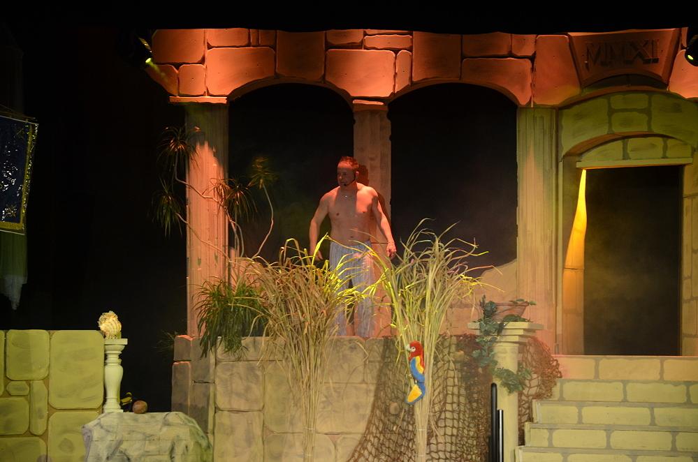 Ne Handbreit Wasser unterm Kiel – Atlantis, das ist Cunos Ziel!
