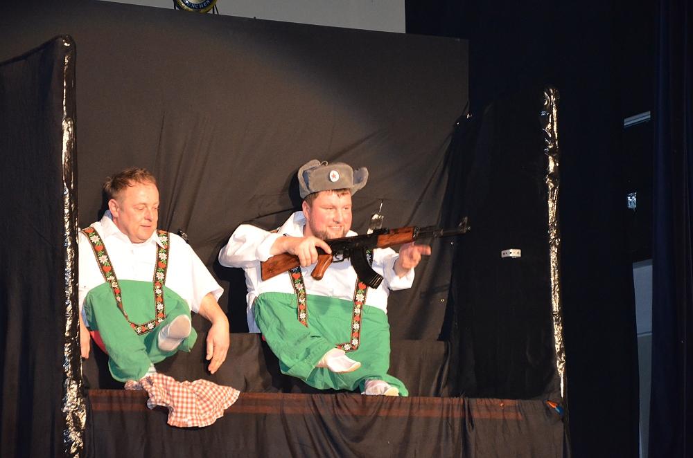 """Ritter Cuno hat bestellt – eine """"Kulinarische Reise"""" um die Welt"""